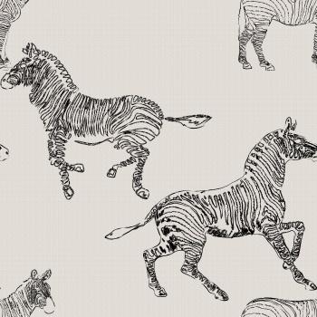 Handdrawn Zebras