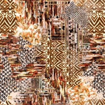 Ethnic Collage