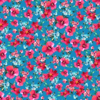 Watercolor Blossom