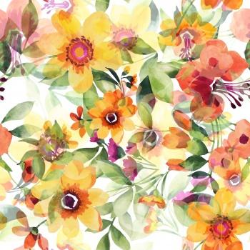 Vivid Flora