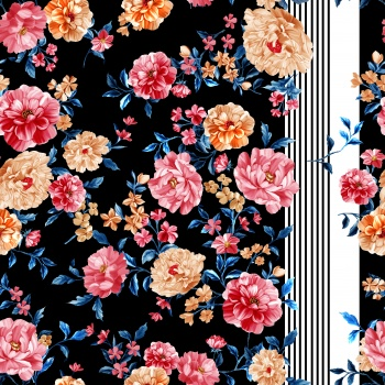 Finestripes&Flowers V1