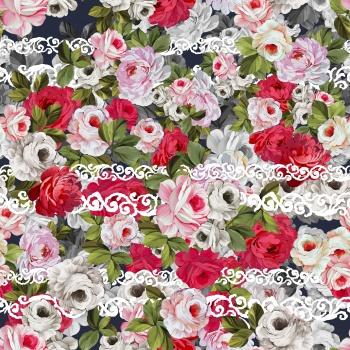 Baroque& Flower