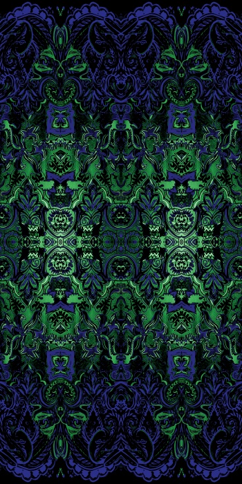 Greeny Baroque