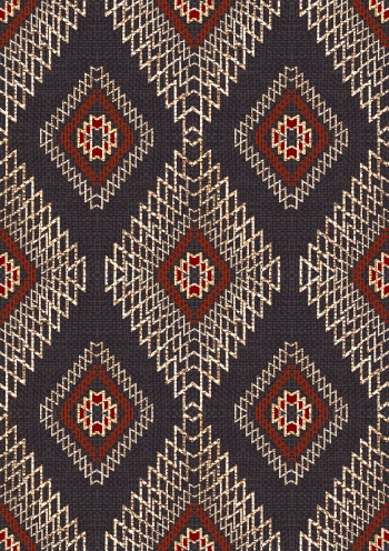 seamless geometrical print