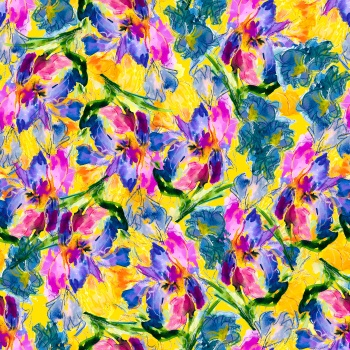 Bright Iris