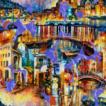 Night at Italy