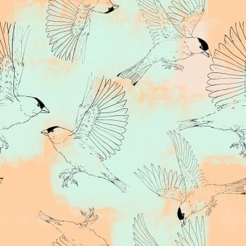 Lineart birds_2