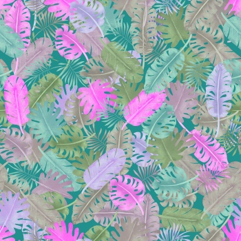 Tropical Pastels