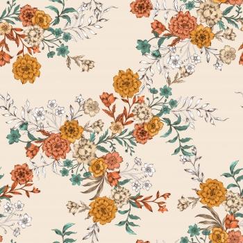 Exuberant Blooms