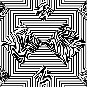 Cutted ZebraSkin