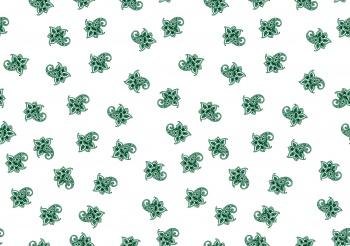 Green Paisleys