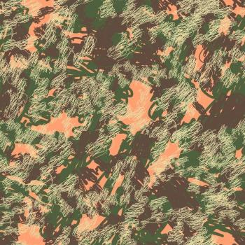Animalistic Camouflage
