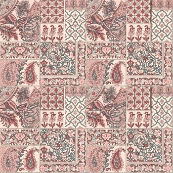 seamless traditional print