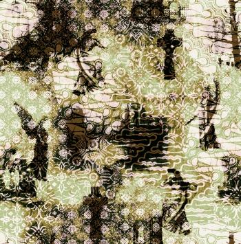 Ethnic Camouflage