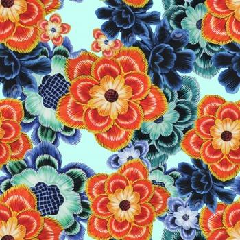 Ethnic Blossoms