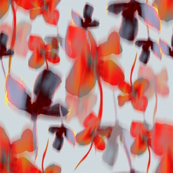 Blurred Florals_iP