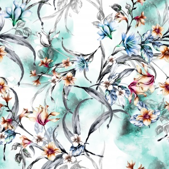 Watercolor-Floral