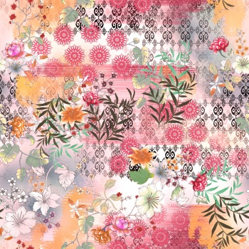 Flowerly Ethnic