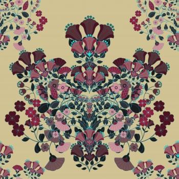 Ethnic Blooms