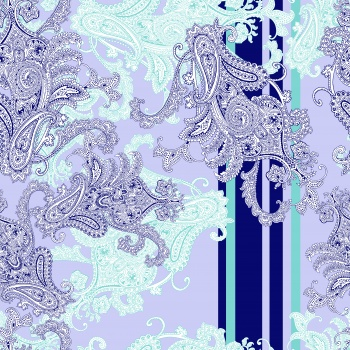 Purple &Peppermint Ethnic