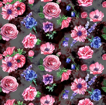 Pinky Floral