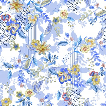 Dreamy Blue Nature