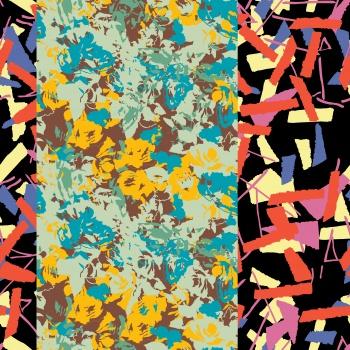 Irregular Abstract Shapes