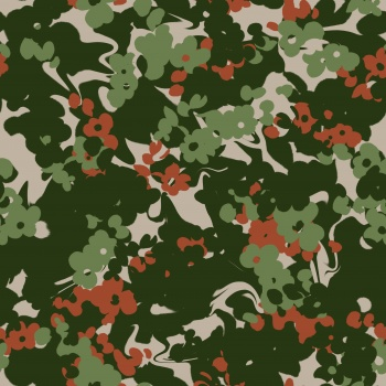 Green Camouflage-3