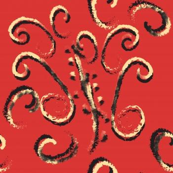 Simple Baroque Motif