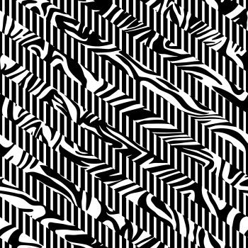 Cutted ZebraSkin Pattern