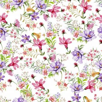 Stylised Beautiful Flowers