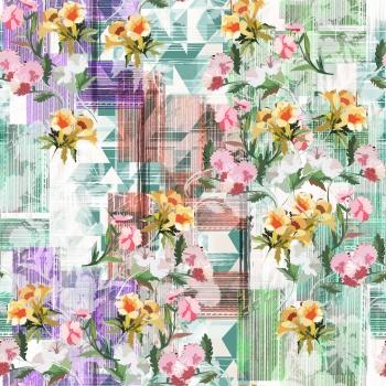 FloralPlaid