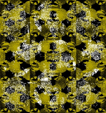 Olive Oil Green Abstract