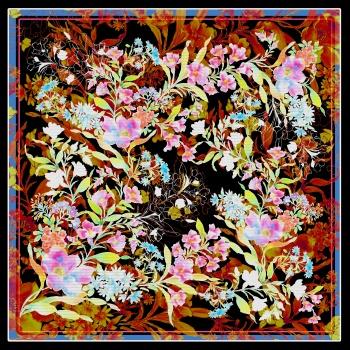 Mosiac Flowers