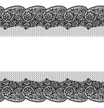 Paisley Lace Motifs