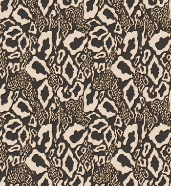 Beige Leopard Spots