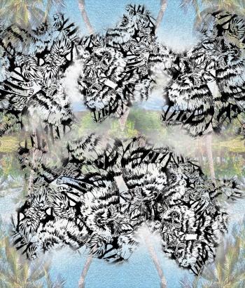 Wolf of Tropic Island
