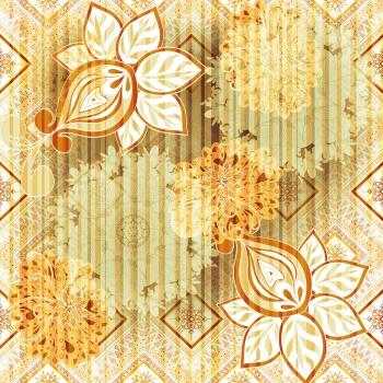 Ethnic Flowers