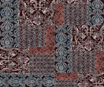 Barouqe Patchwork