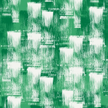 Green and Beige abstract