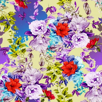 Floral Camouflage