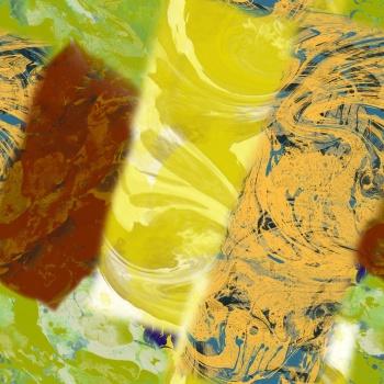 Marbling Yellow