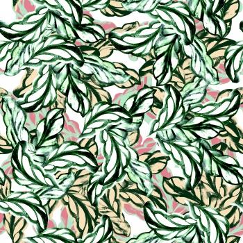 Folkloric Leaf