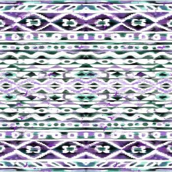 Folk and Purple
