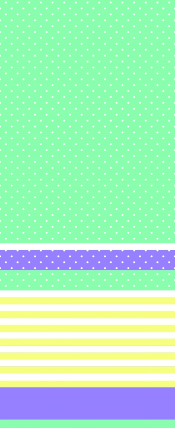 Petite dots and stripes