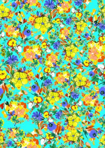 Big-Yellow flowers