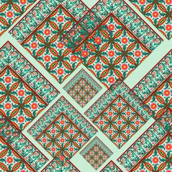 Tunusian Tiles