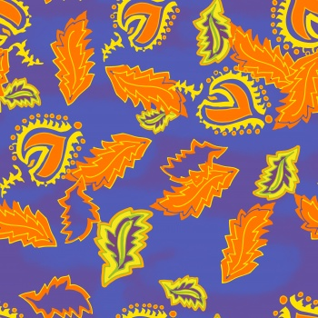 Abstract Ethnic Motifs