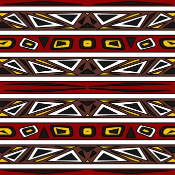 abstract ethno pattern