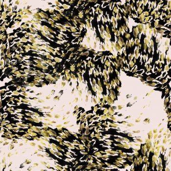 Amorphous Brushstrokes